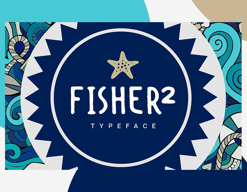 Fisher 2 Typeface